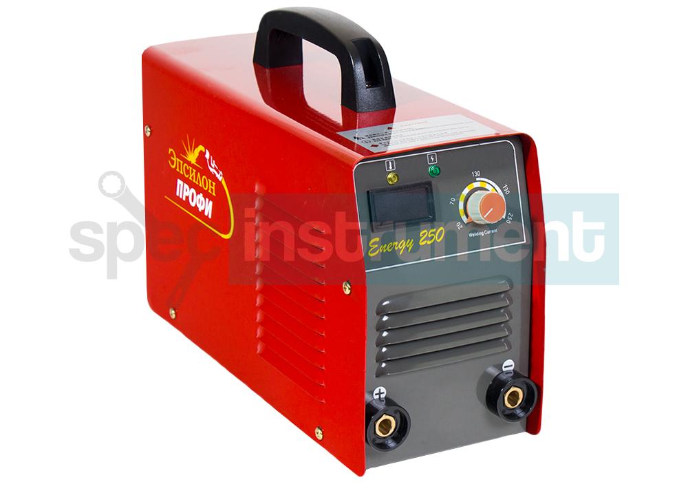 Energy сварочный аппарат однофазный бензиновый генератор инверторного типа