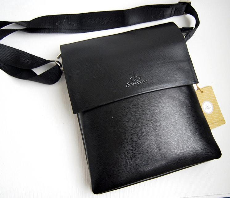 Мужская сумка Langsa. Сумка через плечо. Сумка планшет. Стильная сумка. Красивая сумка.
