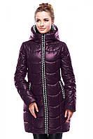 Зимняя куртка на двустороннюю молнию