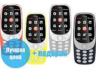 Мобильный телефон Nokia 3310 (2017) Dual SIM Black (копия)