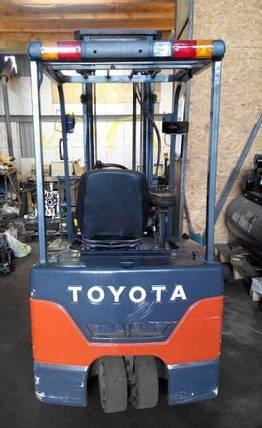 Погрузчик Toyota 7FBЕF-16, фото 2