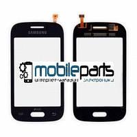 Оригинальный Сенсор (Тачскрин) для Samsung Galaxy Fame S6810 (Черный)