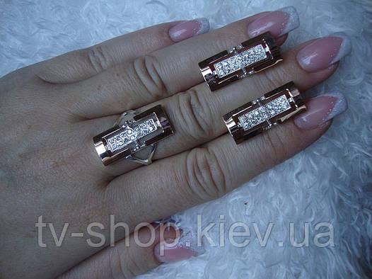 Наборы из серебра с золотом (142 вида)
