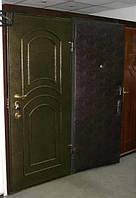Двери с художественной ковкой 3