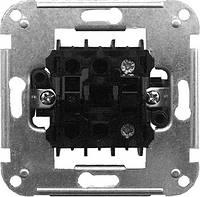 Механизм e.mz.11112.sw выключателя одноклавишного