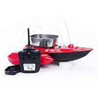 Кораблик для прикормки T10-W торнадо 7 Lingboxianzi