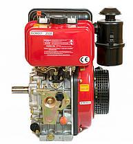 Двигатель дизельный Weima WM178FES (R) (Вал шпонка 25 мм), фото 3