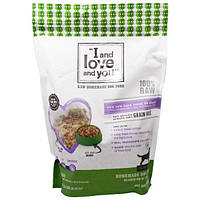 I and Love and You, Домашний Корм для собак, Raw Boom Ba Обед из Индюшки, 1,5 фунта (0,68 кг)