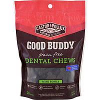 Castor & Pollux, Good Buddy, игрушки для здоровья зубов, мини косточки, для собак, 28 косточек
