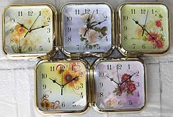 Настінні годинники Квіти для дому та офісу GT-2253