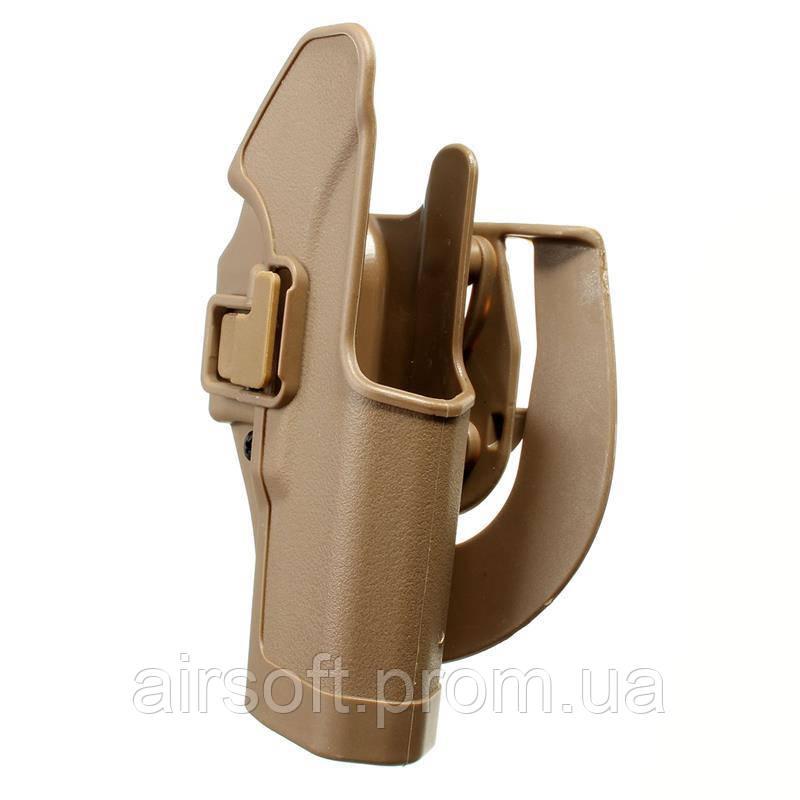 Тактическая кобура в стиле BLACKHAWK Glock DE