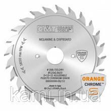 СМТ 289 Chrome двухкорпусные подрезные пилы для форматно-раскроечного станка