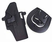 Тактическая кобура в стиле BLACKHAWK Glock Black