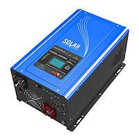 Інвертор PV30-4048 MPK з МРРТ контроллером 60А