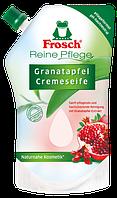 Органическое крем-мыло Frosch Granatapfel Cremeseife, 500ml