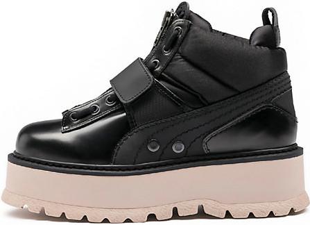 Женские кроссовки Fenty x Puma Boots Black