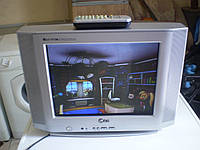 "Телевизор LG 14"" (36 см) multi system"