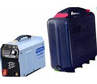 Сварочный инвертор-аппарат Свитязь СA-245ДК, в кейсе
