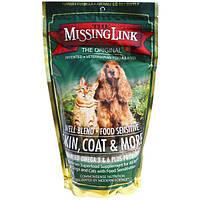 The Missing Link, ООО Проектирование здоровья, кожа, шерсть и все остальное, для собак и кошек, 454 г (1 фунт)