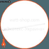 Евросвет Лампа светодиодная трубчастая L-1500-6400-13 T8 24Вт 6400K G13220-240В 2200Lm стекло