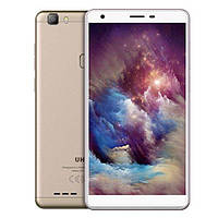 """Смартфон Uhans S3 gold золото (2SIM) 6"""" 1/16GB 5/8Мп 3G оригинал Гарантия!"""