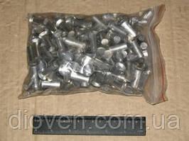 Заклепка 6х18 накладки колодки тормоза ГАЗ (1кг=610шт) (пр-во Украина) (Арт. Г 10300-80)
