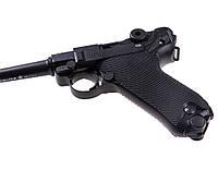 Пневматический пистолет Umarex Legends P08 Blow Back 4,5 mm (5.8142)