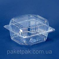 Пищевой контейнер (600шт) 155*150*80, V=1250мл