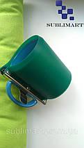 Силиконовая форма для сублимации на чашке 450 ml, фото 3
