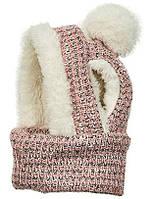 Шапка зимняя АЛЯСКА M для собаки (26-30 см, 5-7,5 кг)