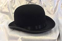 Карнавальная шляпа Котелок