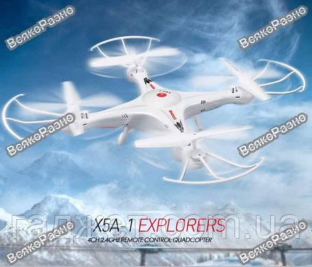 Квадрокоптер , дрон SYMA X5A-1,новая версия., фото 2