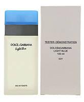 Dolce & Gabbana Light Blue Туалетная вода 100 мл TESTER
