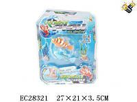 Интерактивная рыбка Robo Fish (2 шт.) (1202A)