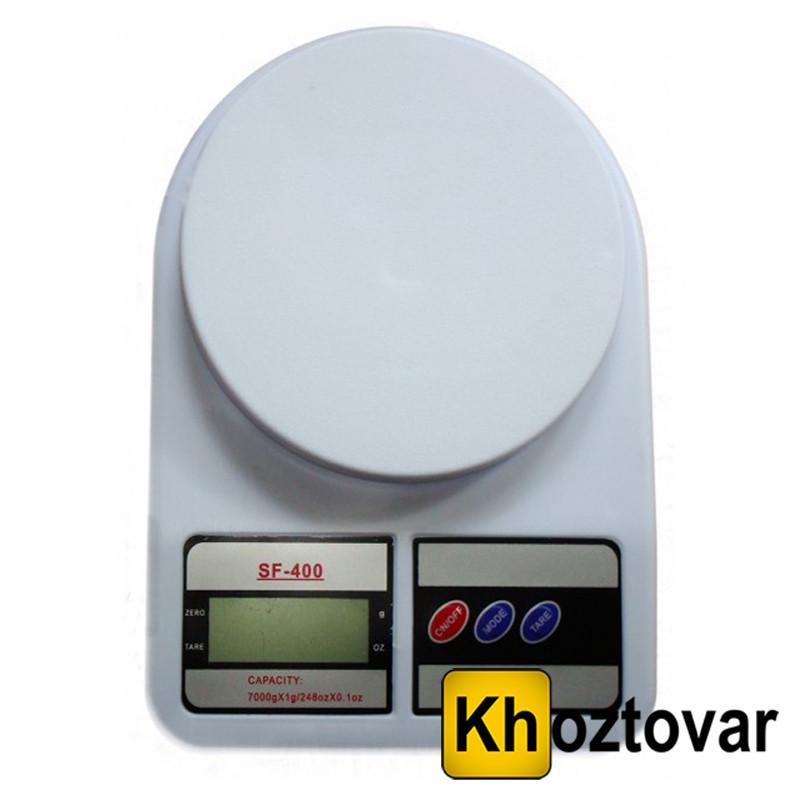 Весы кухонные электронные SF-400 | 7 кг