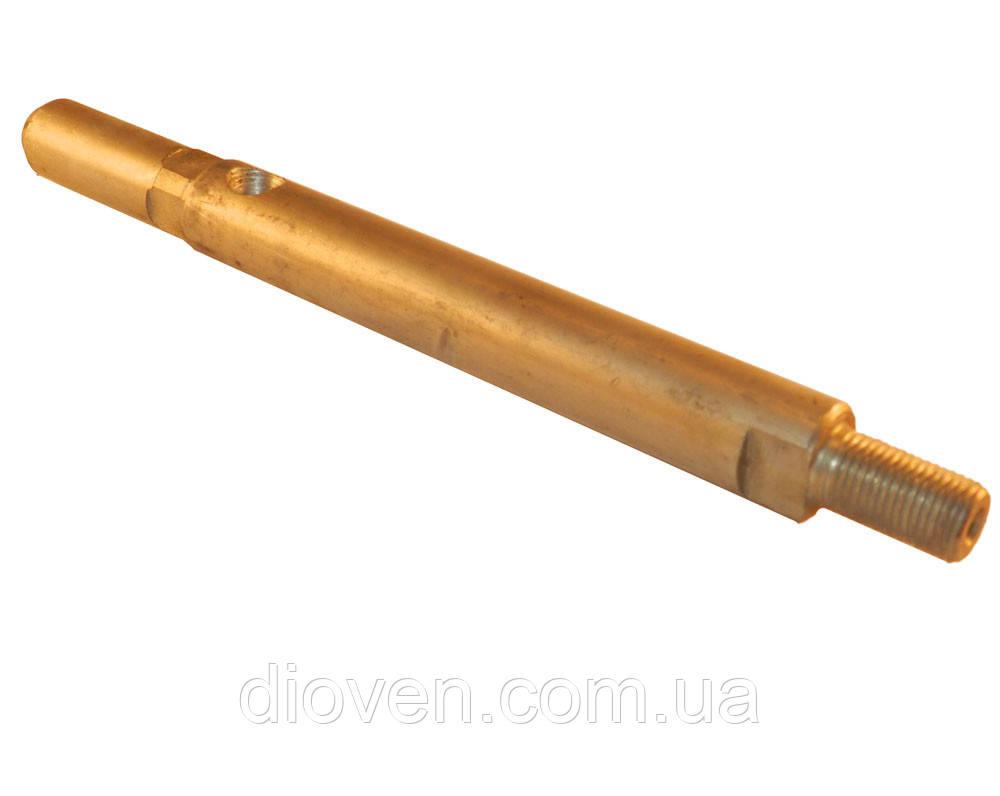 Шток пневмокамеры (L-195 mm, d-18 mm) привода п\моста (без резьбы, под болт) КРАЗ (Арт. 6437-1831024)