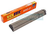 Электроды VISTEC АНО-21 диаметр 3 мм, вес 2,5 кг