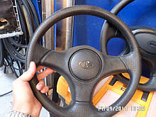 Рулевое колесо КД-100 ВАЗ 2101-02-03-04-05-06-07 НИВА УАЗ