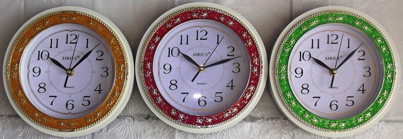 Настенные часы Узор для дома и офиса SI-935
