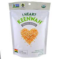 I Heart Keenwah, Жареная киноа, Королевская киноа из Боливии, 12 унций (340 г)