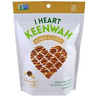 I Heart Keenwah, Кластеры киноа, арахисовое масло и какао, 113,4 г (4 унции)