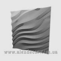 3D панель Дюны 500х500х27мм