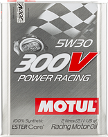 Моторное масло 300V POWER RACING 5W30