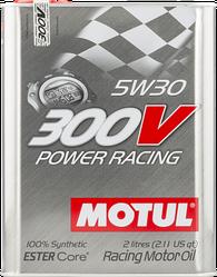 Моторное масло 300V POWER RACING 5W30