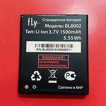 Bl8002 акумулятор fly iq4490i батарея б/у