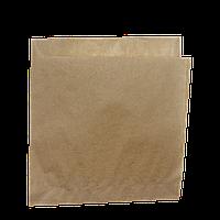 Уголок с бурой крафт-бумаги 160*170мм 500шт (931)