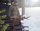 Лопата для уборки снега Fiskars (141001), фото 4
