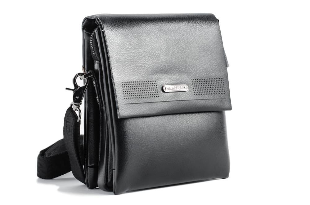 Мужская сумка через плечо Bradford 912-1 Black