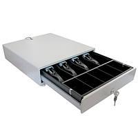 Денежный ящик для кассовых аппаратов UNIQ-CB35.01, DC 6В