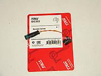 Датчик износа передних тормозных колодок на Мерседес Спринтер 906 2006-> TRW (Германия) GIC203